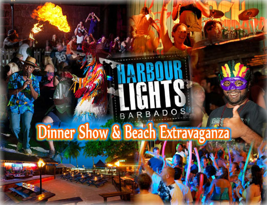 Harbour Lights Dinnershow & Beach Extravaganza