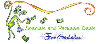 Barbados Special Deals, Special Offers, Discounts, Packages & Daily Events