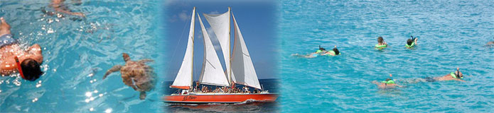 Fun Barbados - The Plantation Theatre - El Tigre Catamaran Sailing